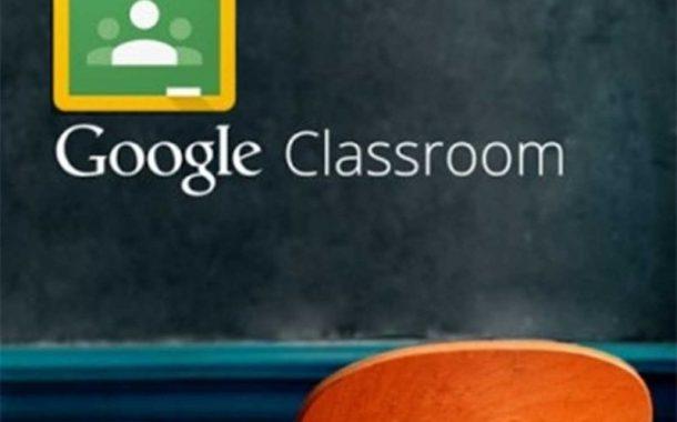كودات الصف الالكتروني لأساتذة كلية الهندسة (Google Classroom)